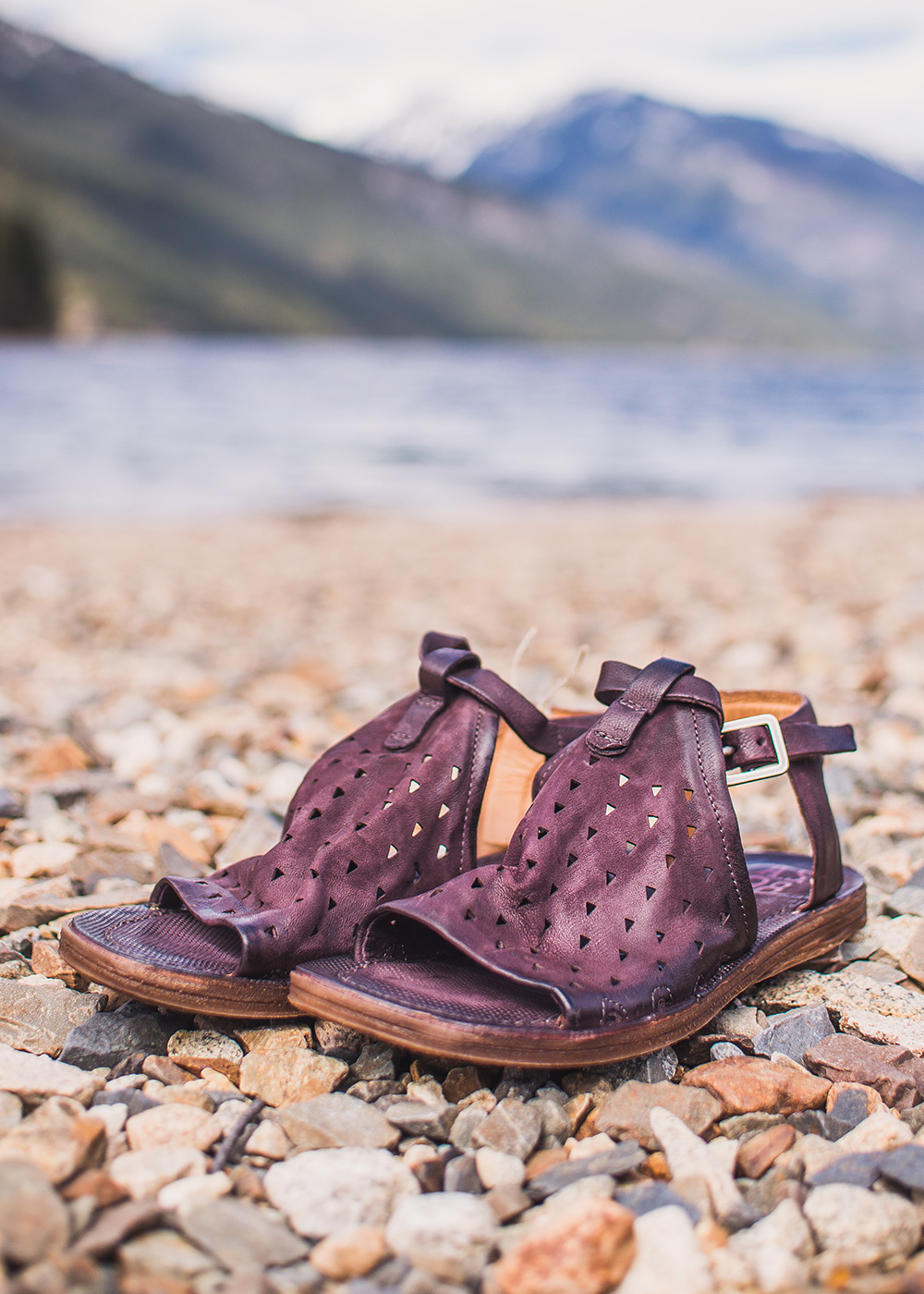 AS98 Zinnia Sandals from Nomads Hemp Wear