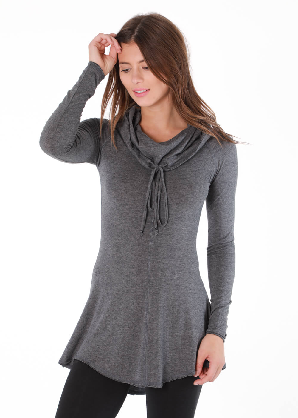 c0663d92549e54 Prophecy Tunic in Organic Cotton & Bamboo - Nomads Hemp Wear