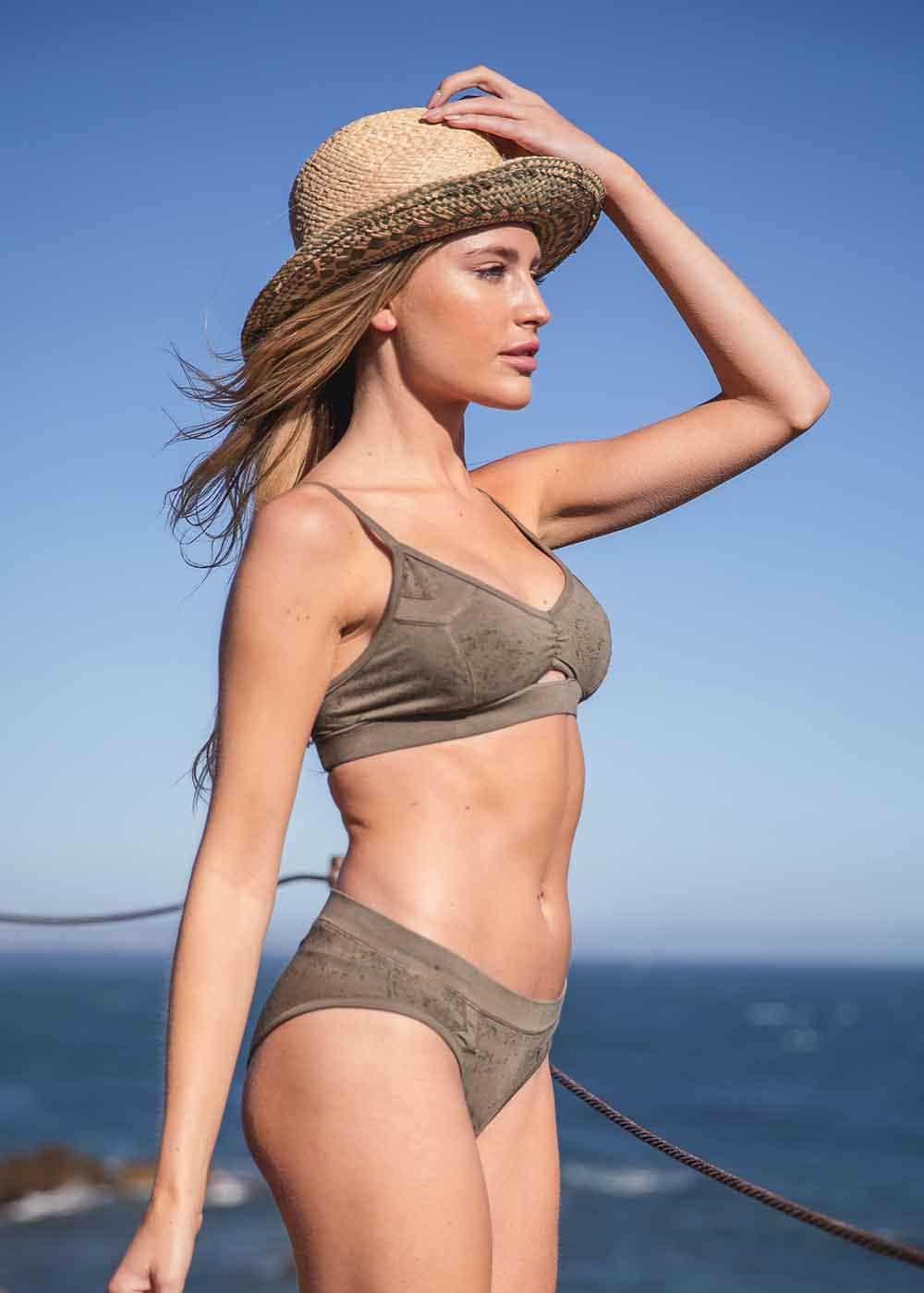 Aviva Underwear in Hemp & Organic Cotton, by Nomads Hemp Wear