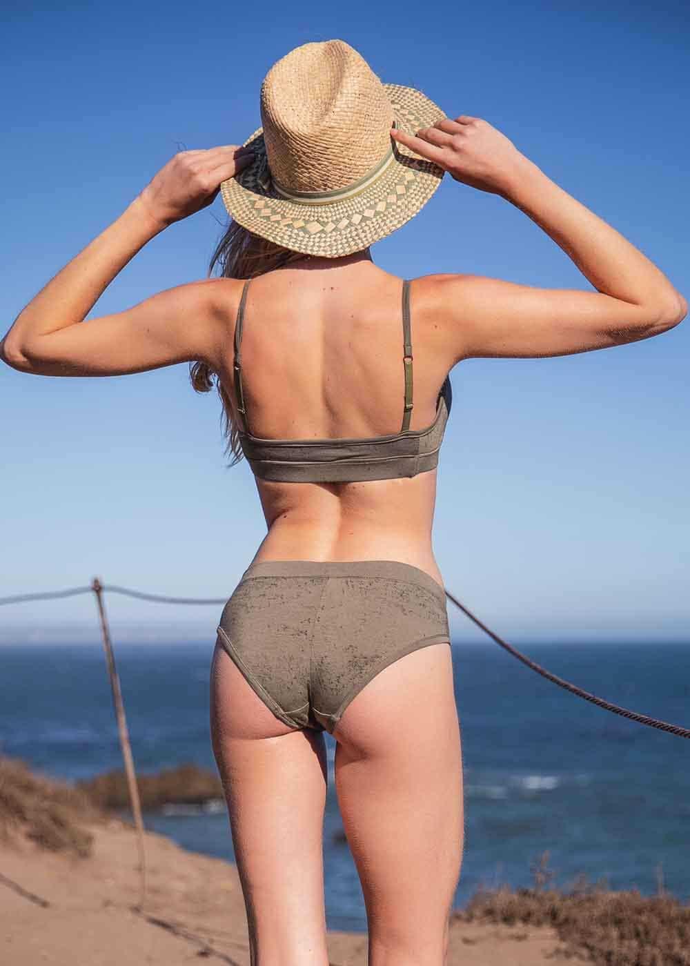 Aviva Underwear hemp and organic cotton underwear by Nomads Hemp Wear