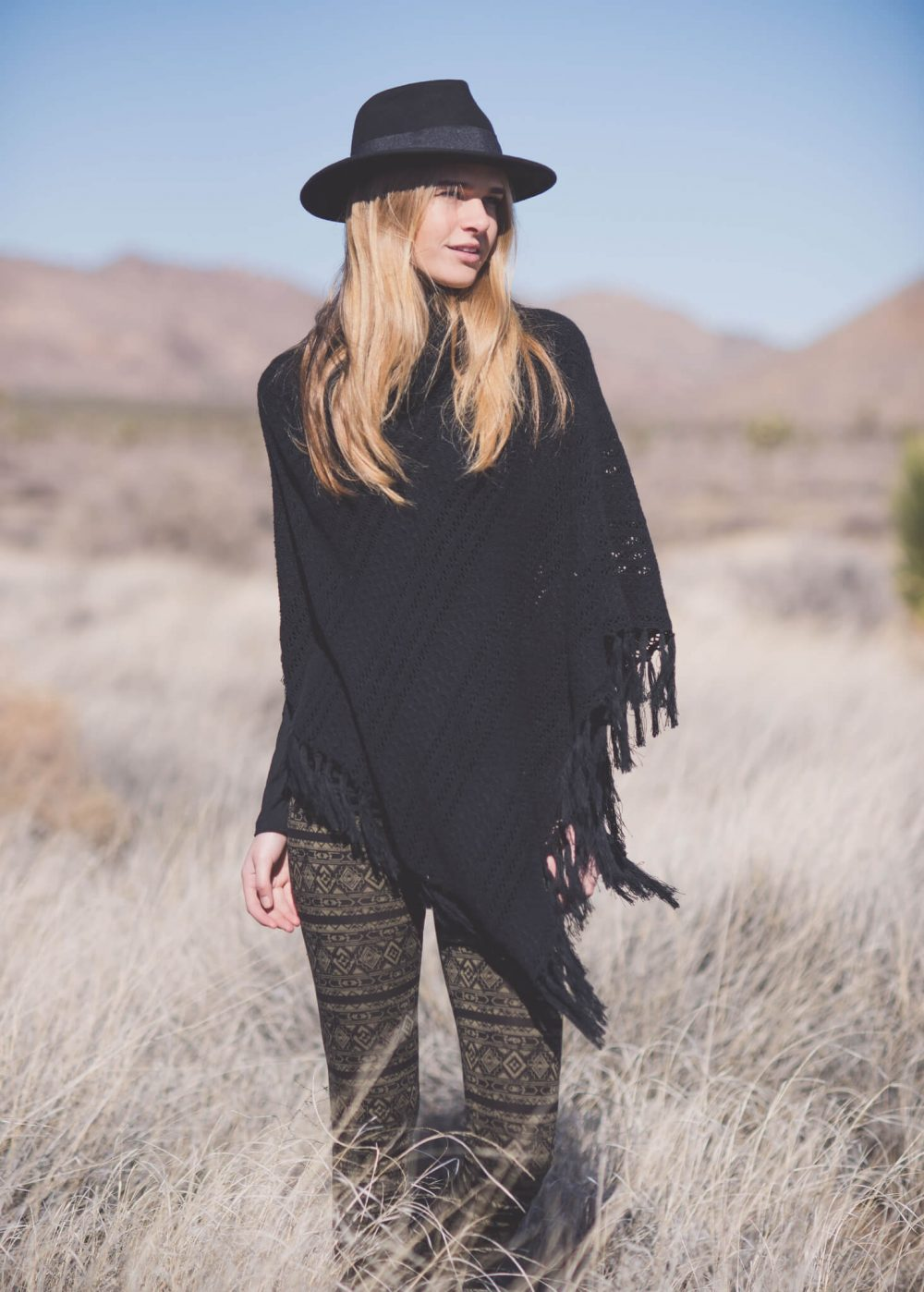 Equinox Poncho in Hemp by Nomads Hemp Wear