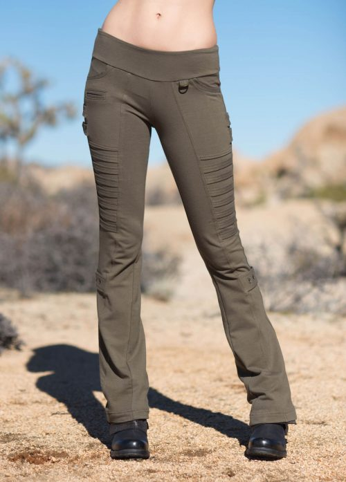 Evasion Pants in Sustainable French Terry | Nomads Hemp Wear