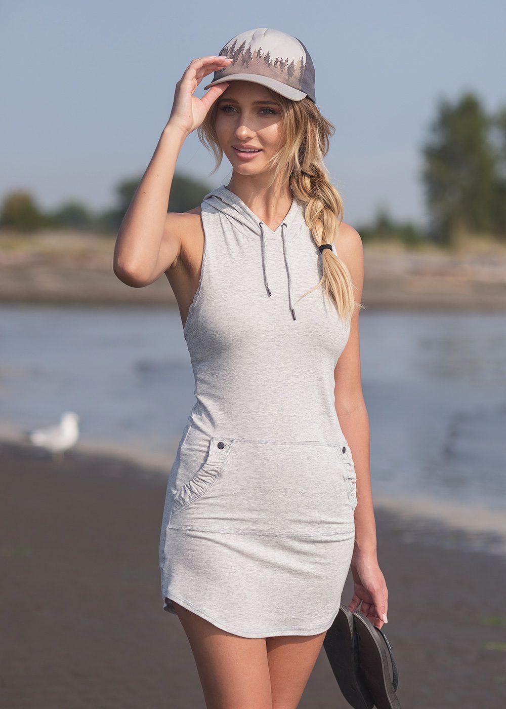 Molokai Tunic in Organic Cotton & Bamboo - Nomads Hemp Wear