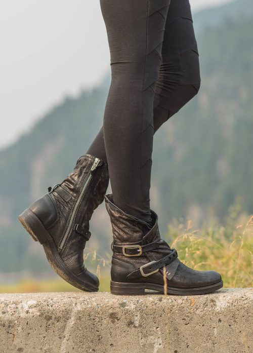 AS98 Dorothy Boots ankle boots in black