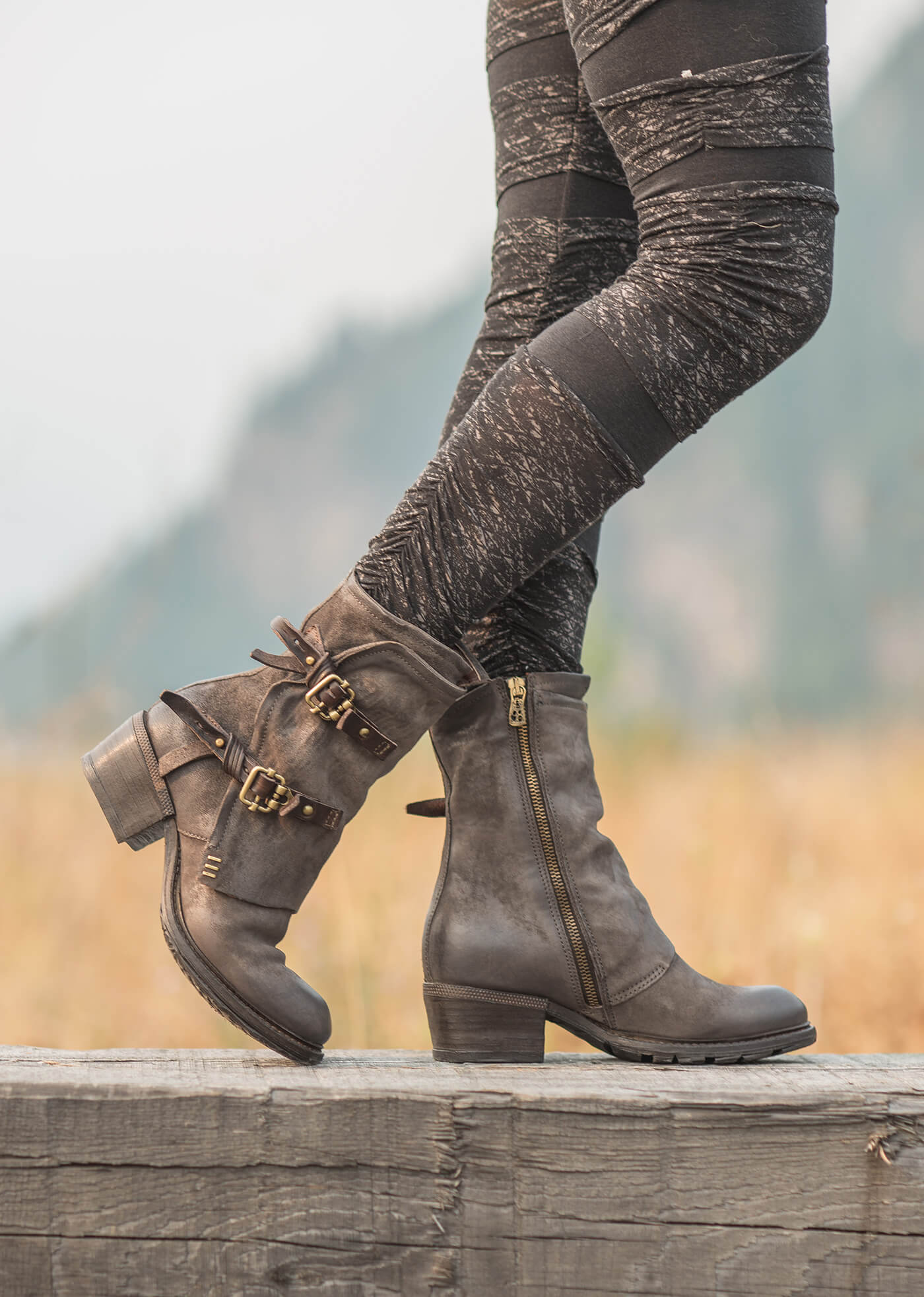As98 Outlaw Boots Nomads Hemp Wear