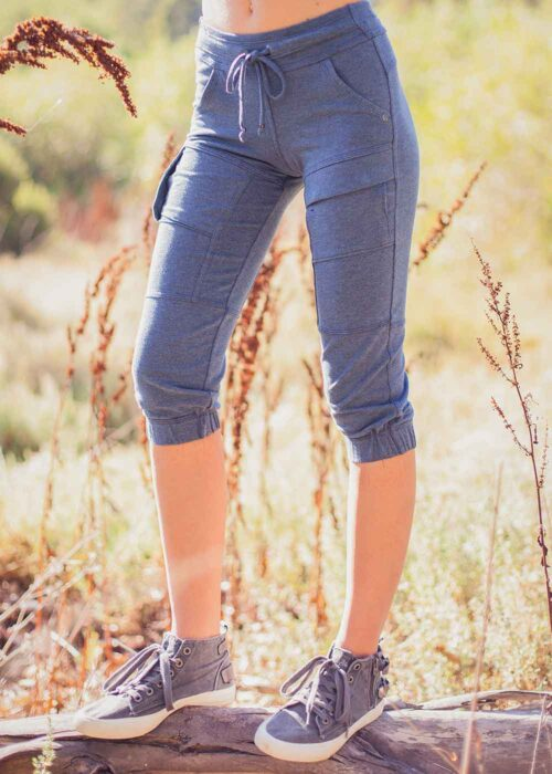 Outcast Joggers in organic cotton and bambooby Nomads Hemp Wear