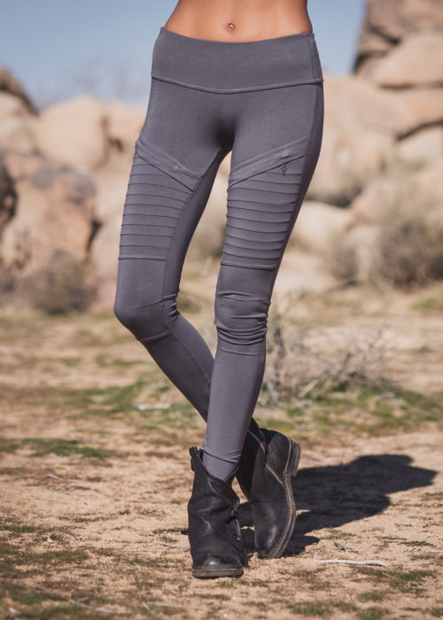 Recluse Leggings in organic cotton & bamboo - Nomads Hemp Wear