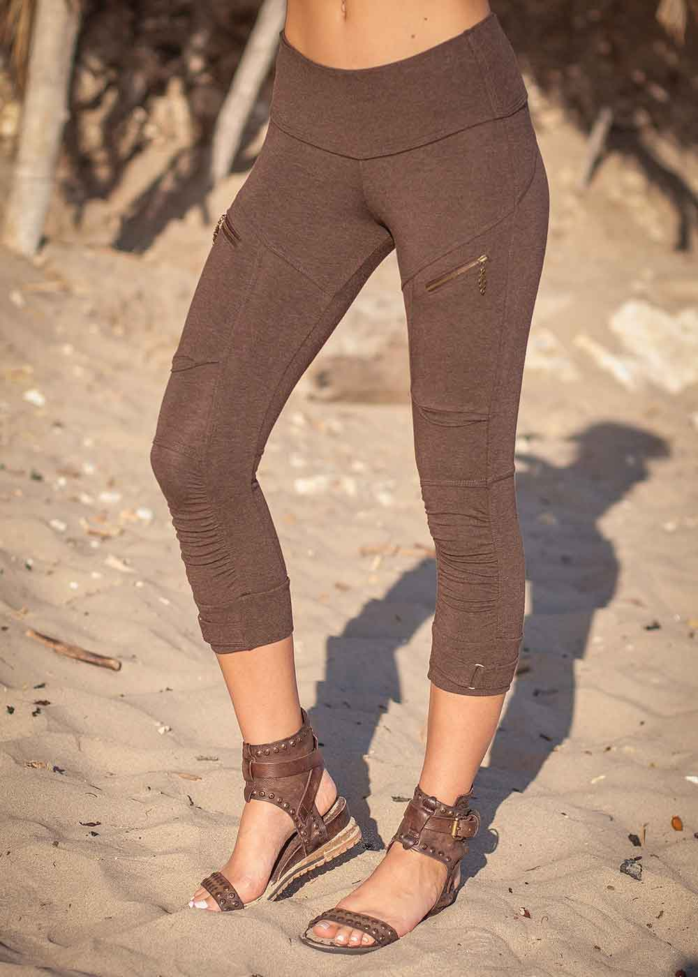 Rover pants in bamboo and organic cotton by Nomads Hemp Wear