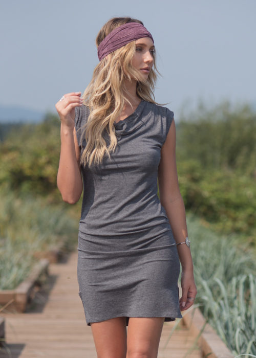 Sangria Dress in Organic Cotton & Bamboo - Nomads Hemp Wear