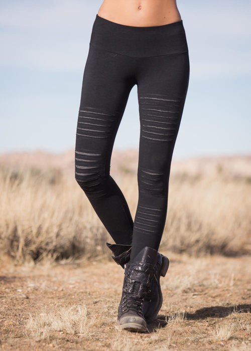 Slayer Leggings in Bamboo & Organic Cotton - Nomads Hemp Wear