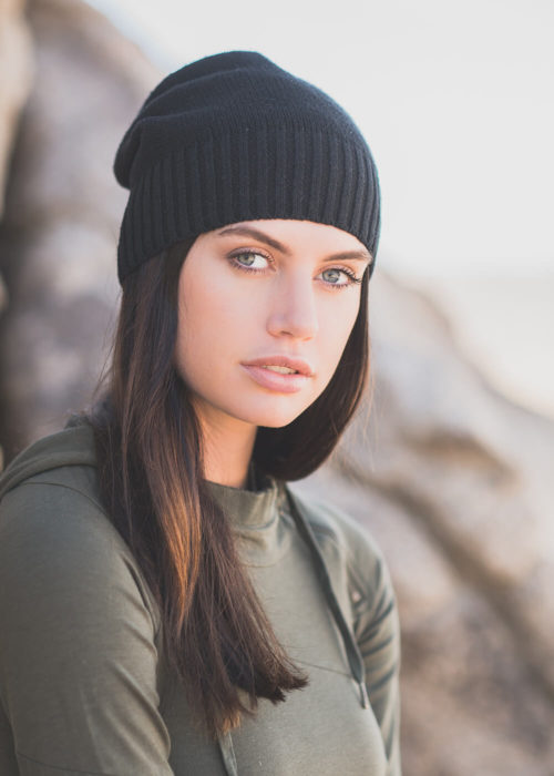 Whistler Beanie in Organic Cotton & Hemp - Nomads Hemp Wear