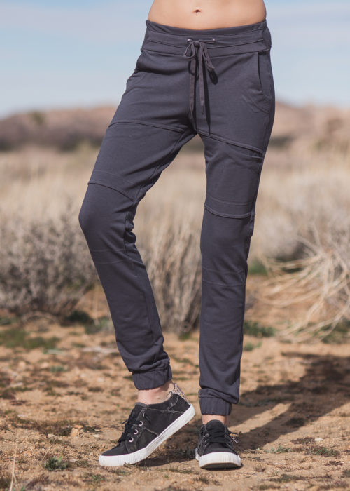 Impulse Joggers in Organic Cotton & Bamboo Terry - Nomads Hemp Wear